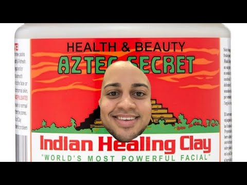 Skin Care| Aztec Clay Mask
