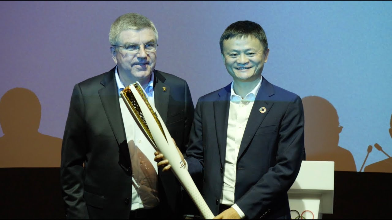 Alibaba Transforming The Olympic Games For The Digital Era