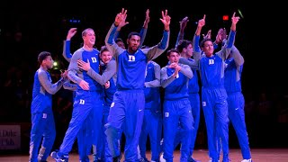 Amile Jefferson: Countdown to Craziness