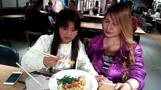 Lyca Gairanod at cafe de coral Hongkong