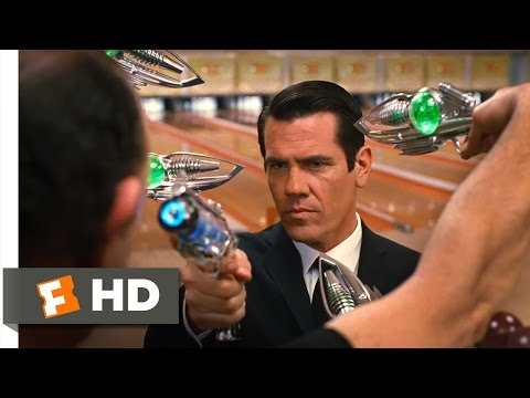 Men in Black 3 - Bowling Ball Head Scene (6/10) | Movieclips