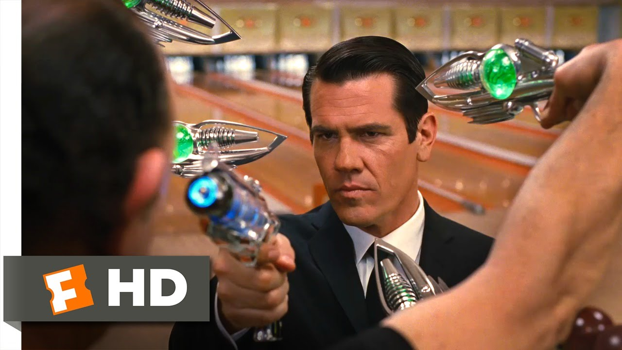 Men In Black 3 Bowling Ball Head Scene 6 10 Movieclips Youtube