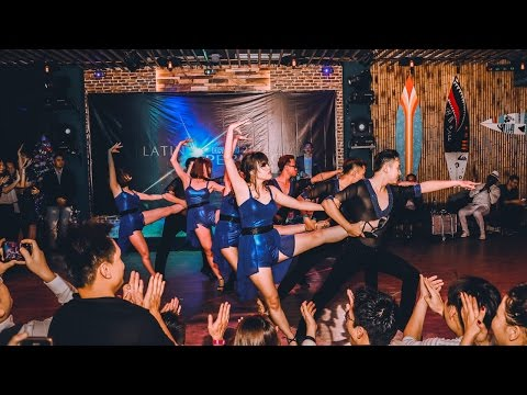 ✨ ✨ ✨ HANOI LATIN XPERIENCE 2016: Bachata Performance by Spring Student Team