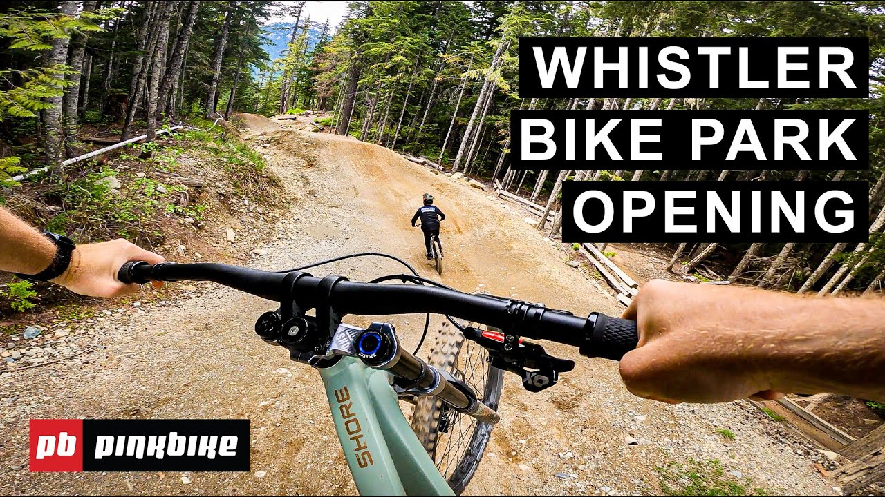 Download What's New In The Whistler Bike Park For 2021?