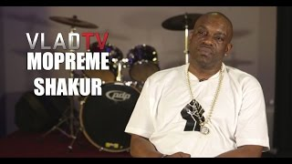 Mopreme Shakur: 2Pac Is in the Same Category as Bob Marley
