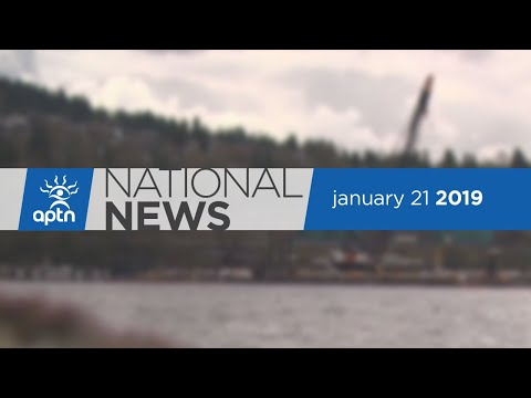APTN National News January 21, 2019 – Elder Nathan Phillips, Museum looking to returning remains