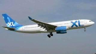 XL Airways Tribute