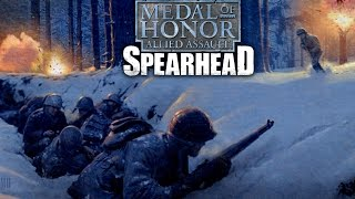 Medal of Honor: Allied Assault: Spearhead. Full campaign