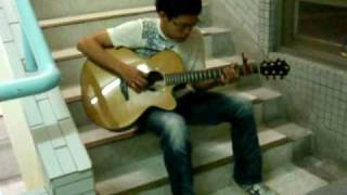 Careless whisper - George Michael  acoustic cover by che