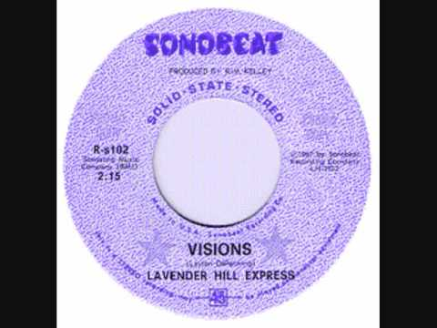 Lavender Hill Express - Visions