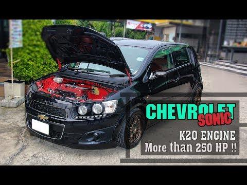 Chevrolet Sonic K20