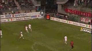 Rennes 3-0 lyon, triplé de Pagis