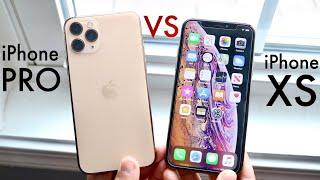 iPhone 11 Pro Vs iPhone XS! (Comparison) (Review)