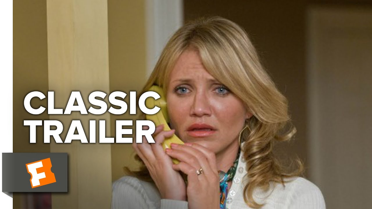 movie Cameron diaz horror