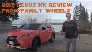 2017 Lexus NX review from Family Wheels