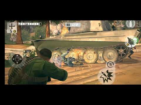 Brothers In Arms : Sons Of War - 🎮 Mobile Gameplay