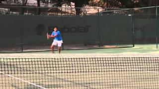 Oscar David Ferrero Baily - Tennis
