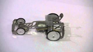 edusol intro racecar solar race car kit
