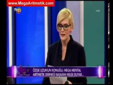 Özge Uzun ile Mega Mental Aritmetik - TV8