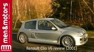 Renault Clio V6 Review (2001)