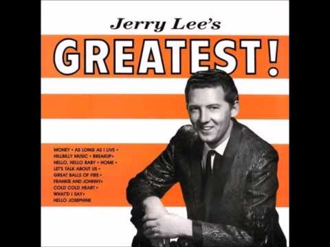 Jerry Lee Lewis Pink Cadillac