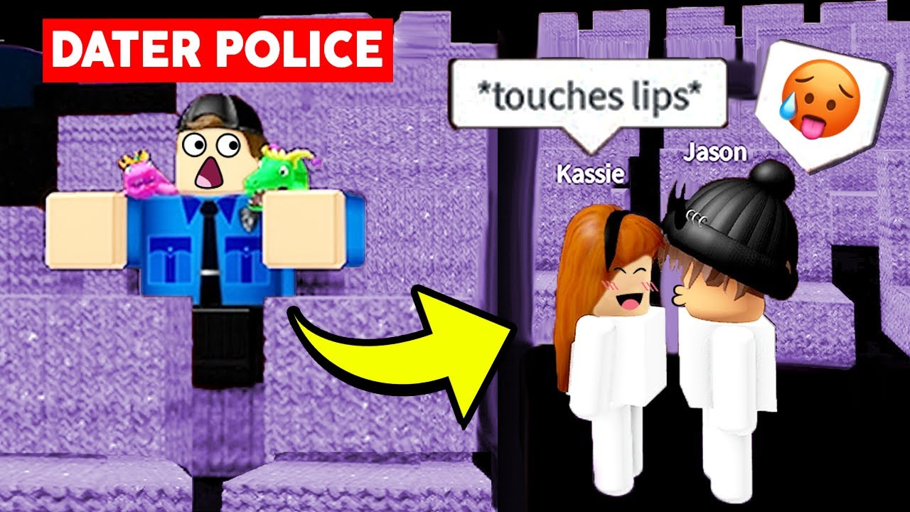 i caught babies online dating in roblox