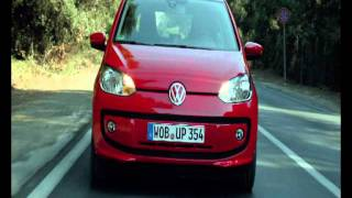 Volkswagen Up!   Highway driving scenes
