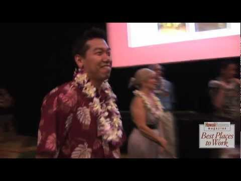 Hawaii Business Magazine - Best Places to Work Event Recap