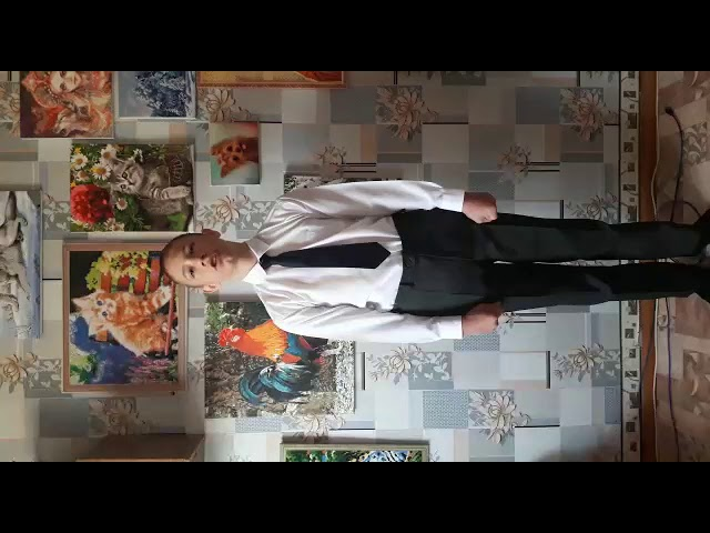 №108 Астафьев Антон. Рассказ