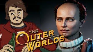 Мэддисон играет в The Outer Worlds — Ноль из десяти?