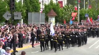 Керчь. Парад на День Победы 2014 г.(Форум