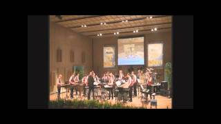 SDG Ommen WMC 2009 son pendragon part 1 of 3 percussion ensemble