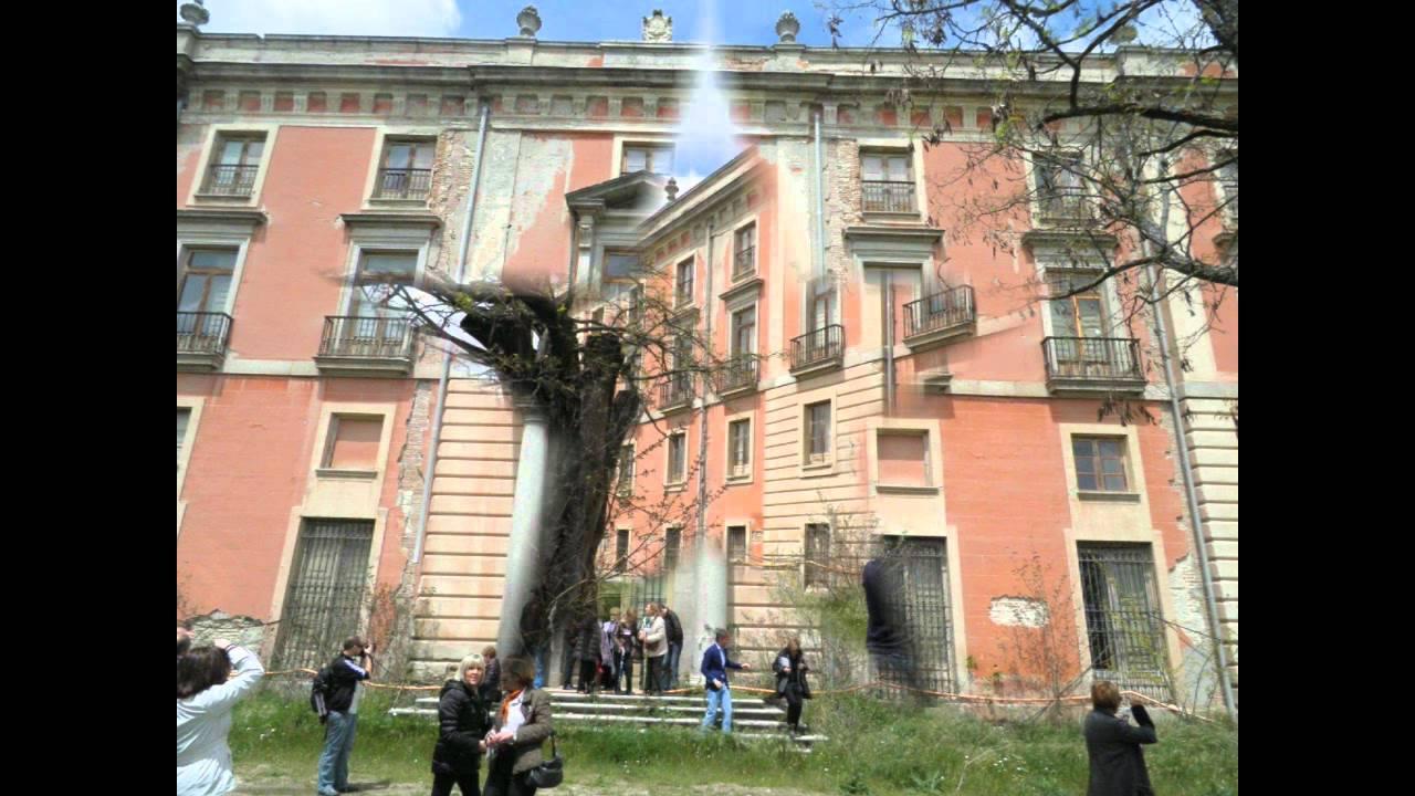Visita de ex alumnas al palacio del infante don luis - Residencia boadilla del monte ...