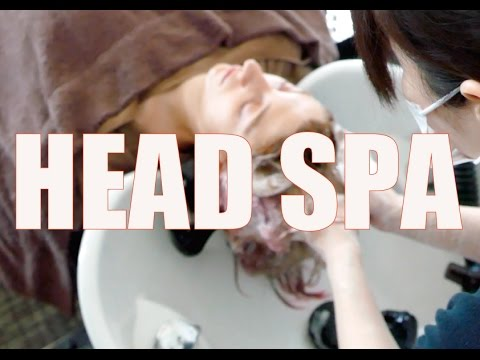 TOKYO REAL experiences HEAD SPA