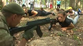 видео: «Лагерь настоящих героев