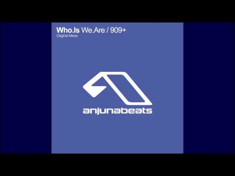Who.is - We.are [OFFICIAL] (Anjunabeats Volume 8 / In Search Of Sunrise)