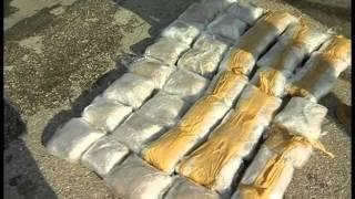 Makina ku u gjet 30 kilogram droge ne portin e Vlores