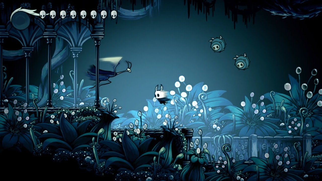 nintendo switch games : hollow knight