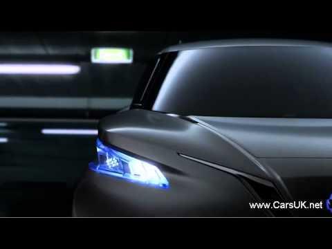 Nissan TeRRA FCEV Concept Video