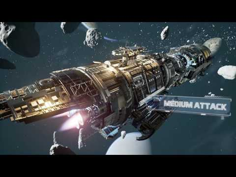 Fractured Space Launch