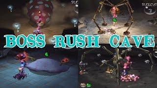 Pikmin 2 - Boss Rush Cave