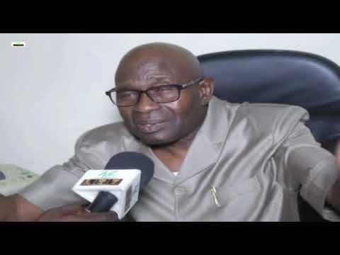 L'interview avec Mr OUSSEYNOU SENE Directeur Général de L'Africaine D'Assurance
