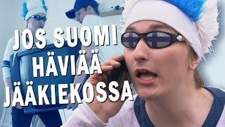 JOS SUOMI HÄVIÄÄ JÄÄKIEKOSSA