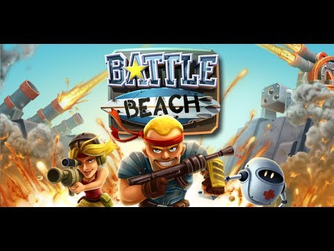 Android Battle Beach Gameplay