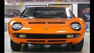 1969 Lamborghini Miura S - Jay Leno