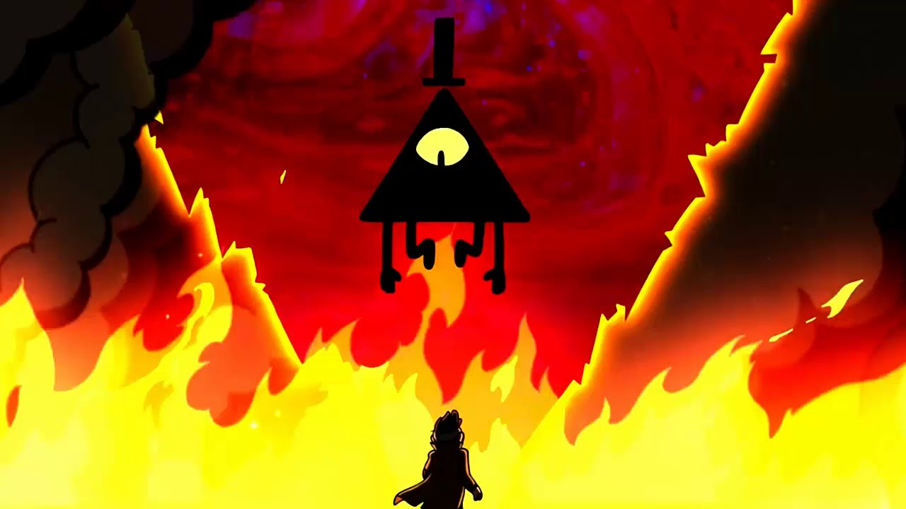 Gravity Falls Trust No One Wallpaper Creepypasta Gravity Falls La Resurreccion De Bill Cipher