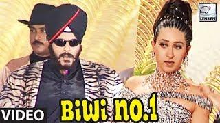 Biwi No. 1 On Location | Salman Khan, Anil Kapoor, Karisma Kapoor