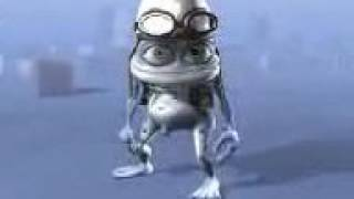 Сумасшедшая лягушка