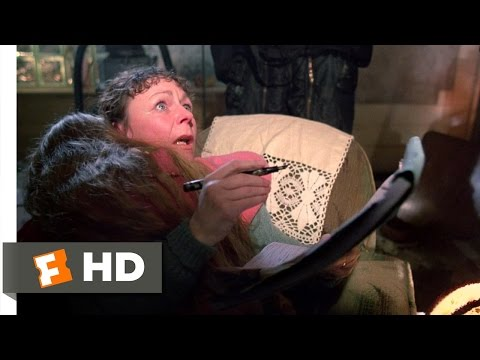 Brazil (1/10) Movie CLIP - A Receipt for Your Husband (1985) HD