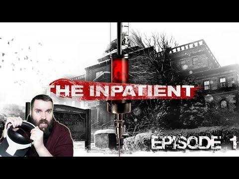 The Inpatient #01 - Willkommen in der Anstalt  - [Let´s Play ][Facecam][VR]